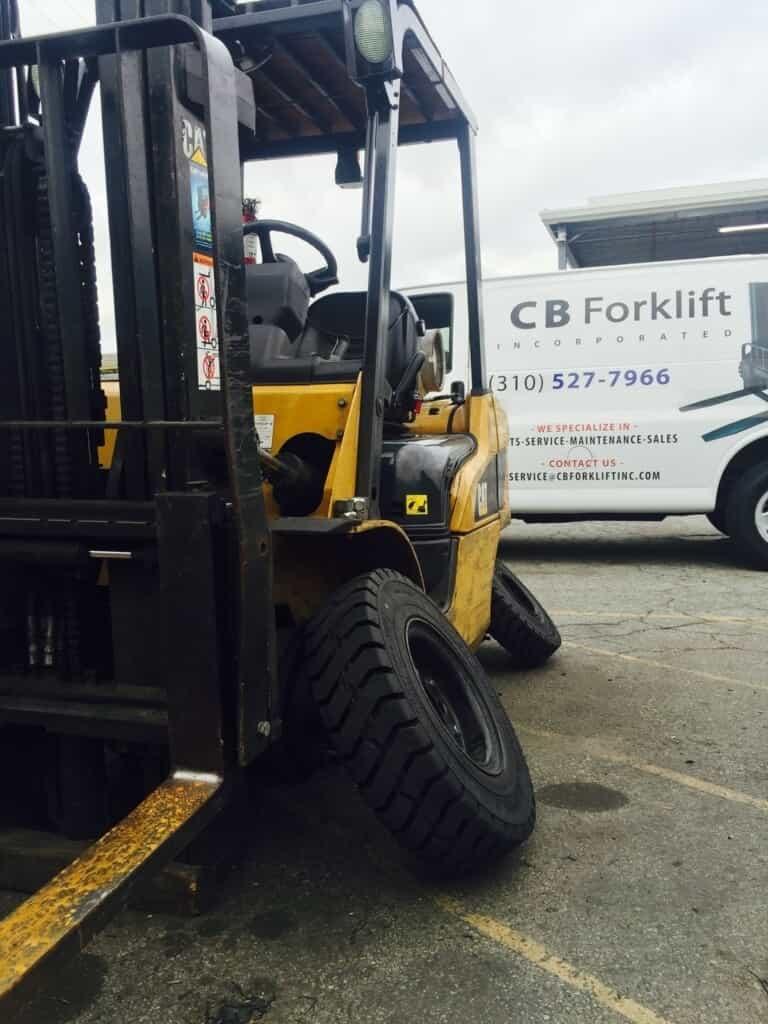 Cb Forklift